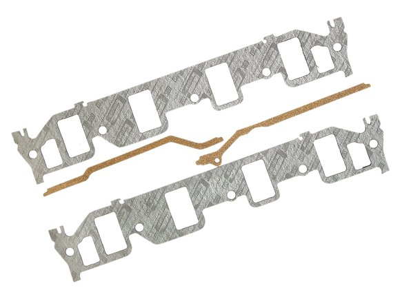 206G - Intake Manifold Gasket Set - Performance - 390, 428 Ford Big Block FE 1966-71 Image