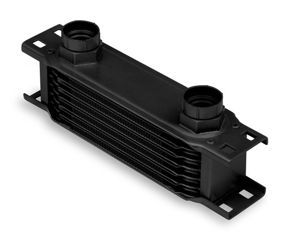 20700AERL - Earls 7 Row Oil Cooler Core Black Image