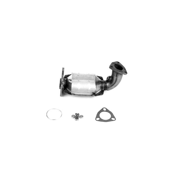 2071197 - Flowmaster Catalytic Converter - Direct Fit - Federal - adittional  Image