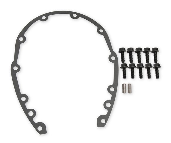21-150 - Holley Cast Aluminum Timing Chain Cover - additional Image