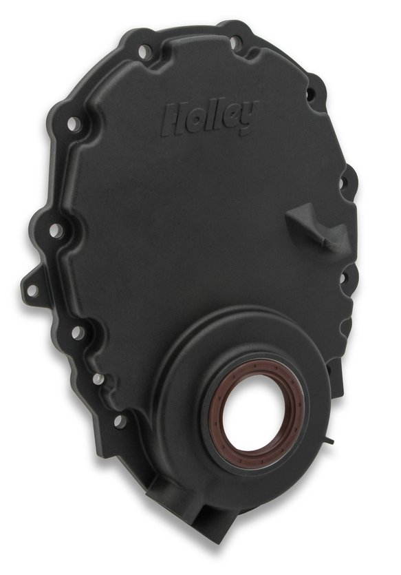 21-151 - Holley Cast Aluminum Timing Chain Cover Image