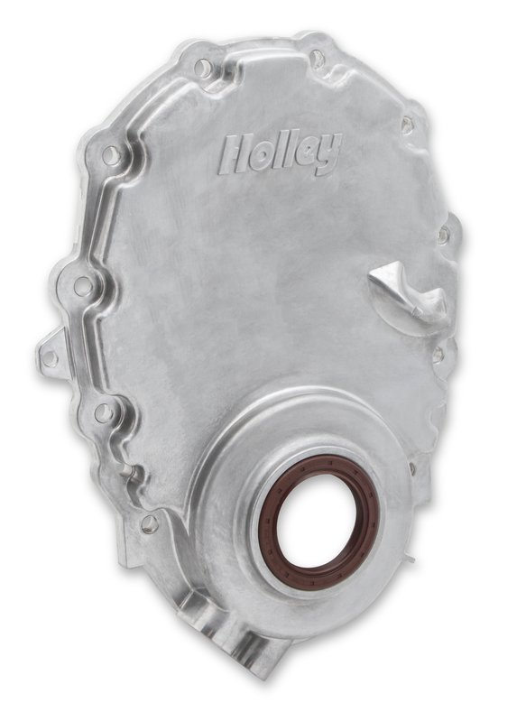 21-152 - Holley Cast Aluminum Timing Chain Cover Image