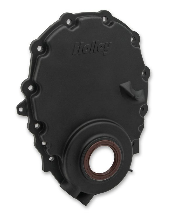 21-153 - Holley Cast Aluminum Timing Chain Cover Image