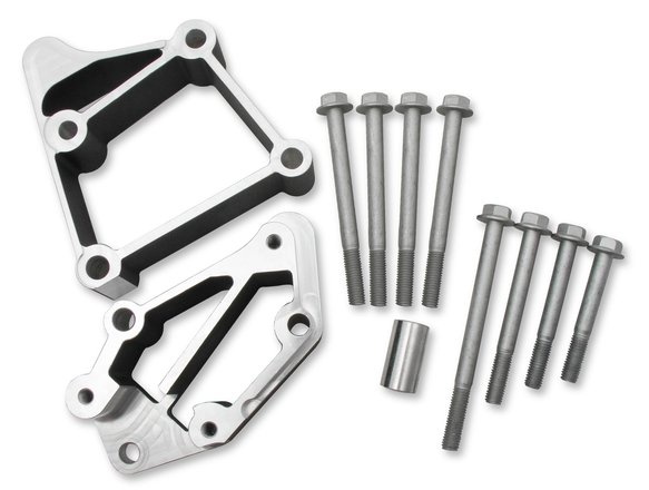 21-3BK - LS Accessory Drive Bracket - Installation Kit for Long Alignment Image