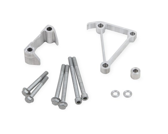 21-4P - Installation Kit for Low LS Accessory Drive Bracket w/ Long Alighnment- Polished Image