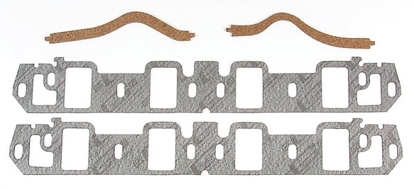210 - Intake Manifold Gasket Set - Performance - 351W Ford Small Block Windsor 1969-76 Image