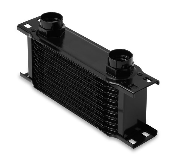 21000AERL - Earls 10 Row Oil Cooler Core Black Image