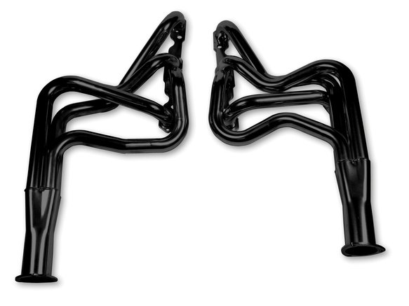 2116-3HKR - Hooker Super Competition Long Tube Header - Black Ceramic Coated Image