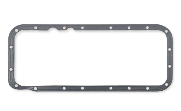 61260G - Oil Pan Gasket - Molded Rubber - 361-440 Chrysler Big Block B/RB/Hemi 1959-1980 Image