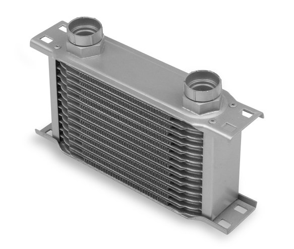21300ERL - Earls 13 Row Oil Cooler Core Grey Image