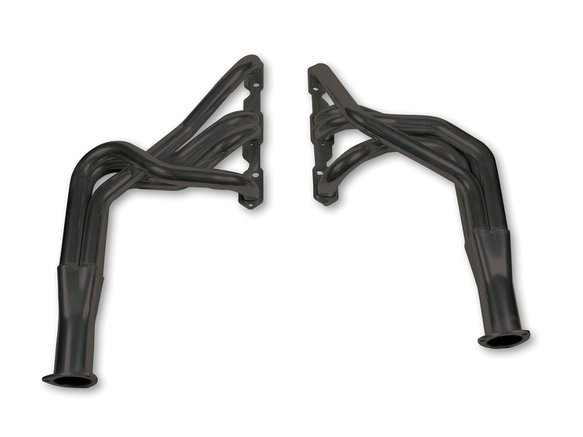 2131-3HKR - Hooker Super Competition Long Tube Header - Black Ceramic Coated Image
