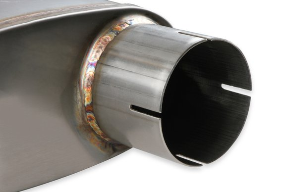 21645HKR - Hooker VR304 Muffler - additional Image