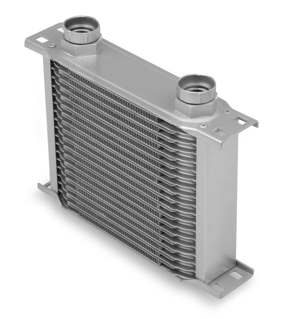 21900ERL - Earls 19 Row Oil Cooler Core Grey Image