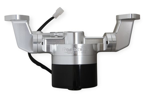 22-128 - Frostbite Billet Electric Water Pump - additional Image