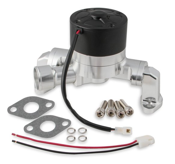 22-133 - Frostbite Billet Electric Water Pump Image