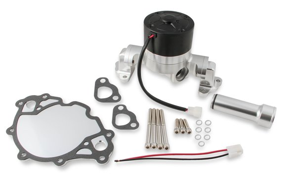 22-137 - Frostbite Billet Electric Water Pump Image