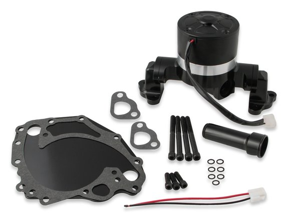 22-144 - Frostbite Billet Electric Water Pump Image