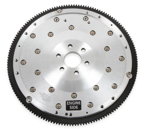 22-540 - Hays Billet Aluminum SFI Approved Flywheel, 1964-95 Small Block Ford 260-351 Image