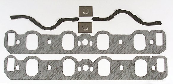 222 - Intake Manifold Gasket Set - Performance - 351M, 400  Ford Modified 1975-82 - 4 BBL Image