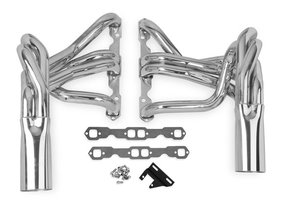 2224-3HKR - Hooker Super Competition Long Tube Header - Polished Stainless Image