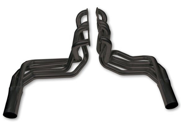 2224HKR - Hooker Super Competition Long Tube Headers - Painted Image