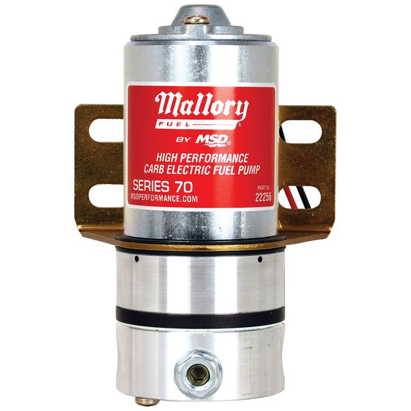 22256 - Mallory Model 70 Fuel Pump Image