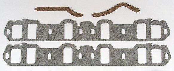 223 - Intake Manifold Gasket Set - Performance - 351W Ford Small Block Windsor 1977-97 Image