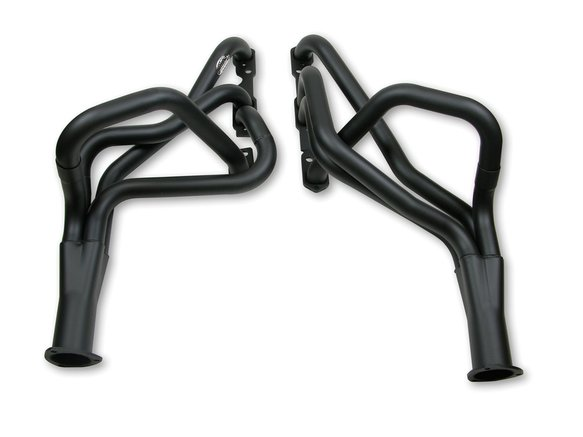 2242-3HKR - Hooker Super Competition Long Tube Headers - Black Ceramic Coated Image