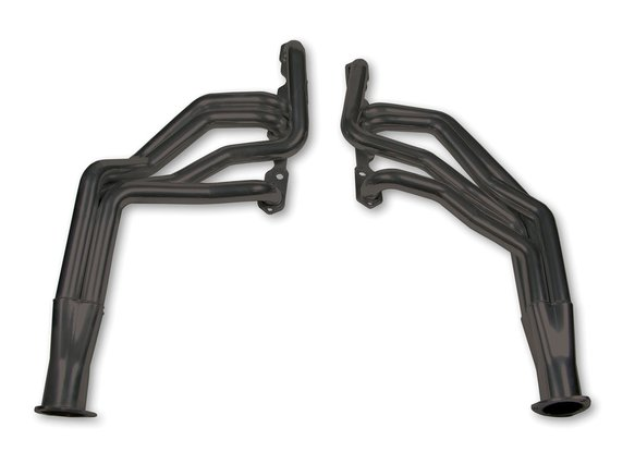 2243-3HKR - Hooker Super Competition Long Tube Header - Black Ceramic Coated Image