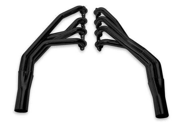 2292-3HKR - Hooker Super Competition Long Tube Header - Black Ceramic Coated Image