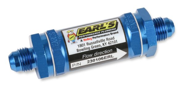 230104ERL - Earls Fuel Filter Image