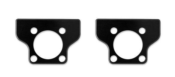 230496ERL - Earls Mounting Brackets for UltraPro Ball Valve - Fits -6 & -8 AN Valves Image