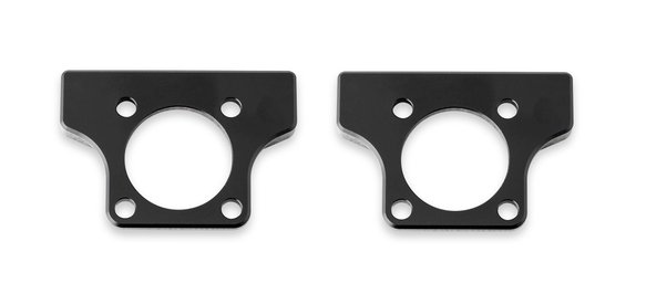 230497ERL - Earls Mounting Brackets for UltraPro Ball Valve - Fits -10 & -12 AN Valves Image