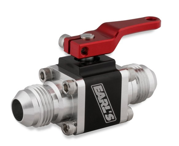 230508ERL - Earls UltraPro Ball Valve -8 AN Male to Male - additional Image