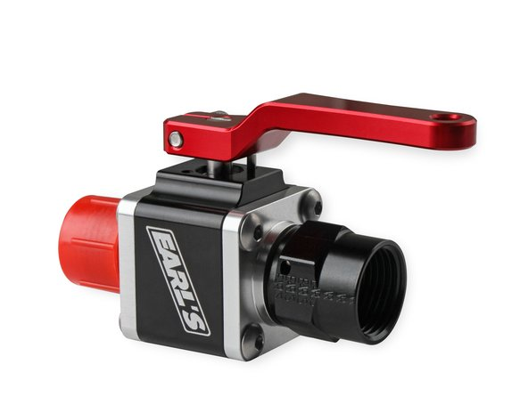 230710ERL - Earls UltraPro Ball Valve -10 AN Male to Female - additional Image