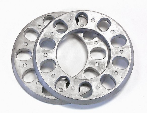 2372 - Wheel Spacers -  7/16