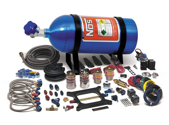 02402NOS - Dual Stage Big Shot Nitrous System Image