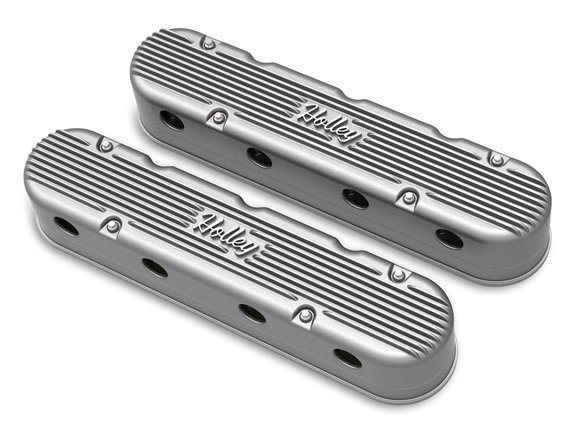 241-170 - 2-PC LS Vintage Series Valve Covers – Natural Finish Image