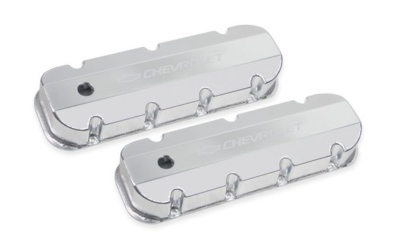 241-280 - Holley GM Licensed Track Series Valve Covers Image