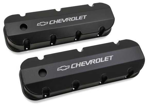 241-281 - Holley GM Licensed Track Series Valve Covers Image