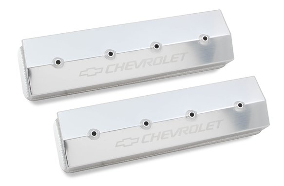 241-285 - Holley GM Licensed Track Series Valve Covers Image