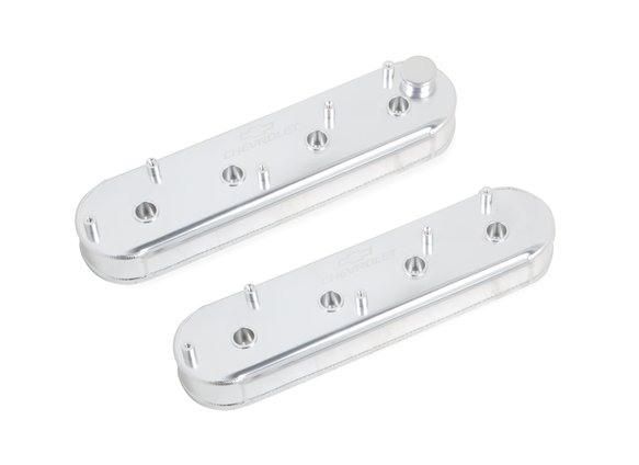 241-289 - GM Track Series LS Valve Covers - Silver Image