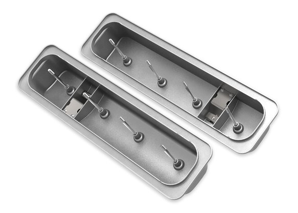 241-290 - GM Muscle Series Center Bolt Valve Covers - additional Image