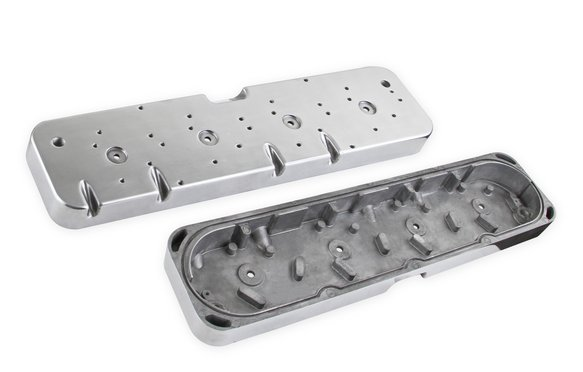 241-296 - Holley LS Valve Cover Adapter Plates - additional Image
