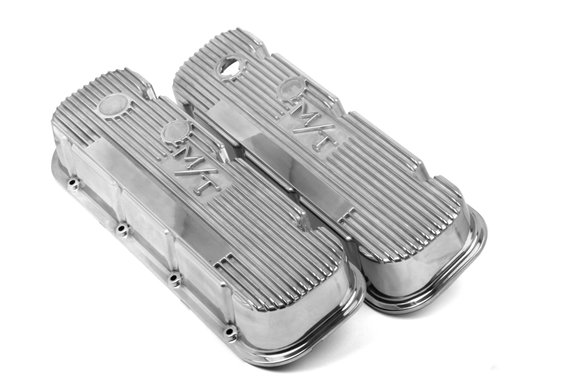 241-84 - M/T Valve Covers for Big Block Chevy Engines - Polished Image