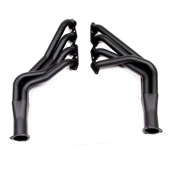 2457-3HKR - Hooker Competition Long Tube Header - Black Ceramic Coated Image