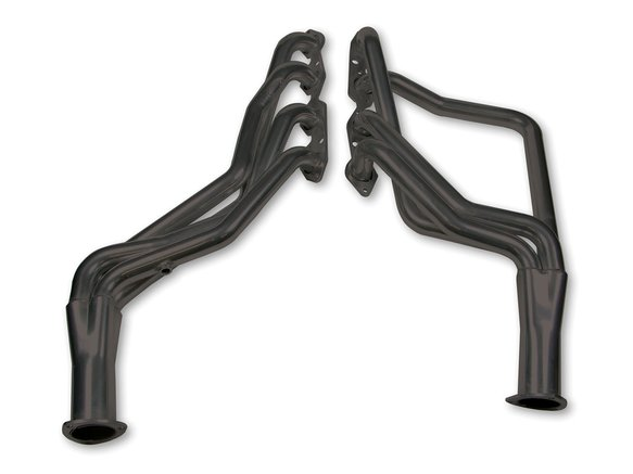 2461-3HKR - Hooker Competition Long Tube Header - Black Ceramic Coated Image