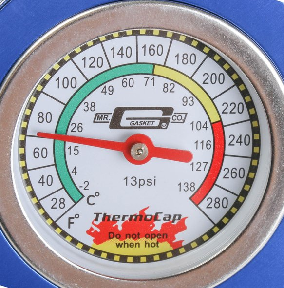 2470B - Mr Gasket ThermoCap - additional Image