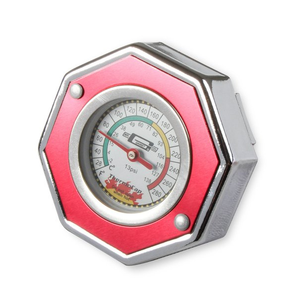 2470R - ThermoCap – 13 PSI – Red Image