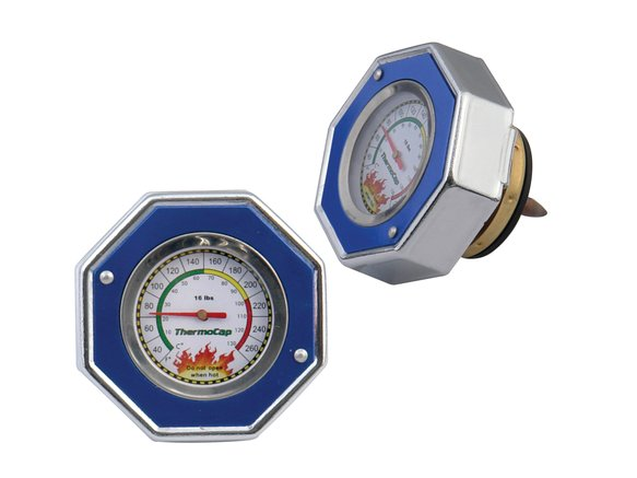 2471B - ThermoCap – 16 PSI – Blue Image